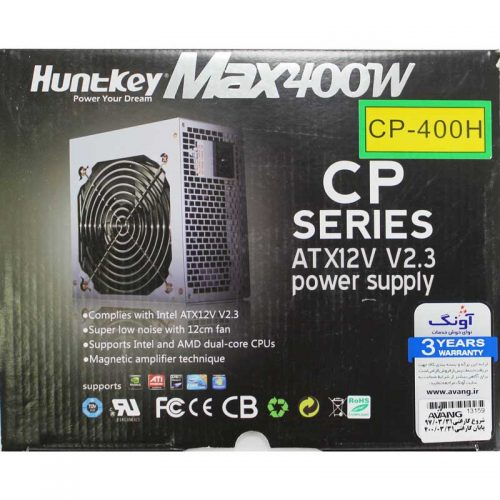 پاور HUNTKEY CP SERIES H400