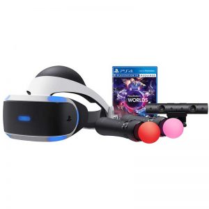مجموعه کامل Sony PlayStation VR Lunch Bundle Virtual Reality