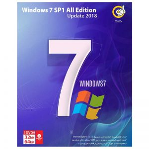 Windows 7 SP1 All Edition Update 1DVD9 گردو