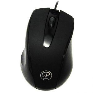XP M807 Wired Mouse Back