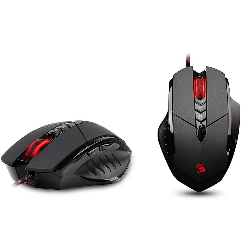 موس باسیم گیمینگ A4Tech Bloody V7M | A4tech Bloody V7M Gaming Mouse