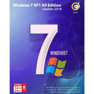 Windows 7 SP1 All Edition Update 2018 1DVD9 گردو