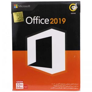 Office 2019 1DVD9 گردو