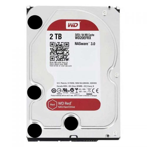 هارد اینترنال Western Digital Red 2T WD20EFRX