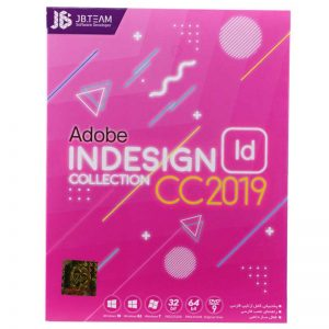 Adobe InDesign CC 2019 collection 1DVD9 JB.TEAM