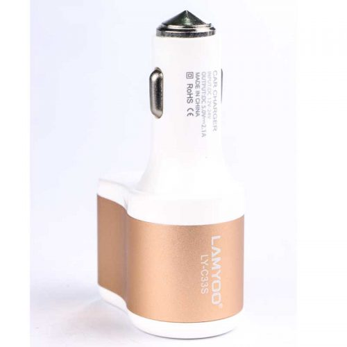 LAMYOO LY-C33S Car Charger