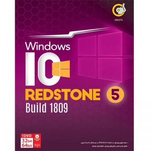 Windows 10 Redstone 5 Build 1809 1DVD گردو