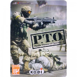 P.T.O Pacific Theater Of Operations PS2