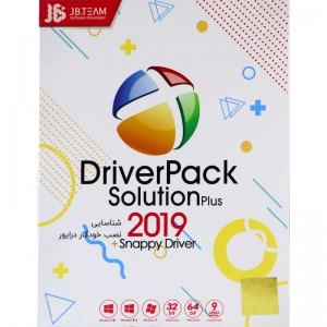 DriverPack Plus Solution 2019 + SnappyDriver 1DVD9 JB.TEAM