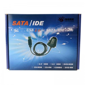 تبدیل Shark IDE-SATA To USB2.0