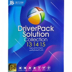 DriverPack Solution Collection 2DVD9 JB.TEAM