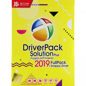 DriverPack Solution Plus 2019 + Full Back SnappyDriver 2DVD9 JB.TEAM