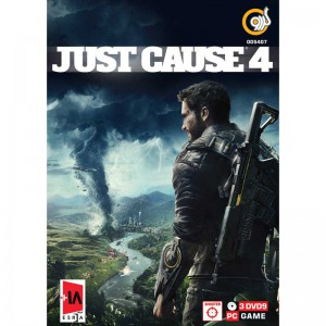 Just Cause 4 4DVD9 گردو