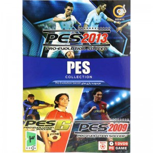 PES Collection PC 1DVD9