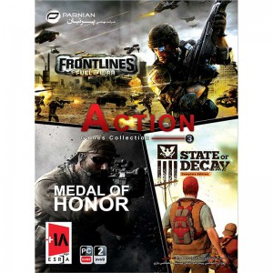 Action Games Collection 3 2DVD9 پرنیان