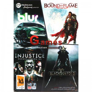 Games Collection 2 PC 2DVD9 مدرن