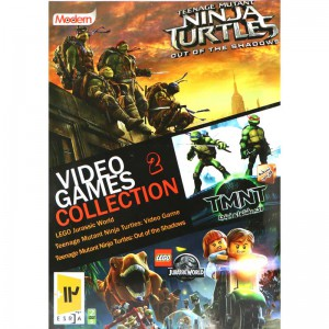 Video Games Collection 2 PC 2DVD5 مدرن