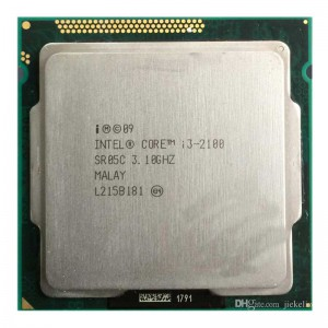 پردازنده CPU Intel Core i3 Sandy Bridge 2100
