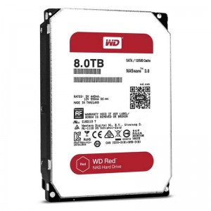 هارد اینترنال Western Digital Red 8T WD80EFRX