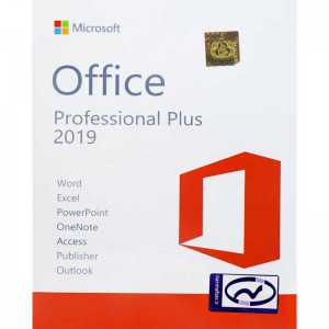 نرم افزار اورجینال Microsoft Office Professional Plus 2019