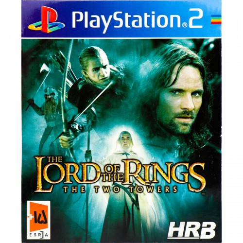 LORD OF THE RINGS PS2 گردو