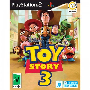 Toy Story 3 PS2 گردو