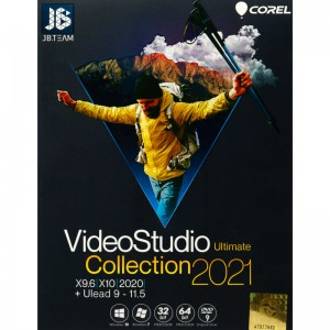 Video Studio Ultimate 2021 + Collection 1DVD9 JB.Team