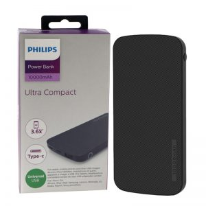 PHILIPS DLP9902NB 2Port 2.1A 10000mAh Power Bank