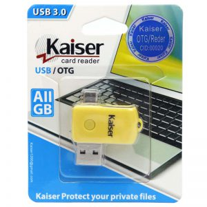 تبدیل Kaiser All GB OTG USB3