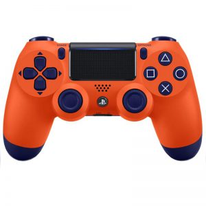 دسته بی سیم SONY PlayStation 4 DualShock 4 High Copy نارنجی