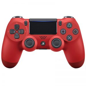 دسته بی سیم SONY PlayStation 4 DualShock 4 High Copy قرمز