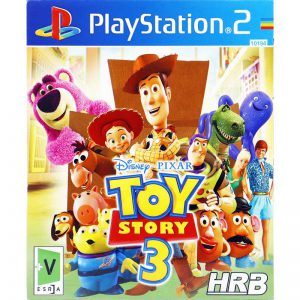 Toy Story 3 HRB PS2