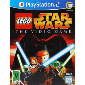 Lego Star Wars The Video Game PS2 گردو