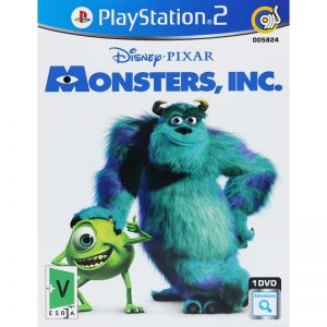 Monsters INC PS2 گردو