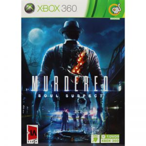 Murdered Soul Suspect XBOX 360 گردو