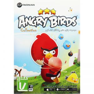 Angry Birds Collection PC 1DVD پرنیان