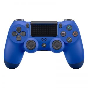 دسته بی سیم SONY PlayStation 4 DualShock 4 High Copy آبی