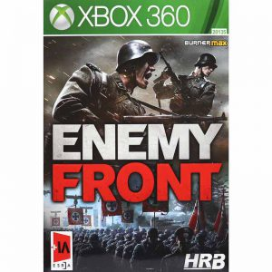 Enemy Front XBOX 360 HRB