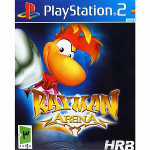 Rayman Arena HRB PS2