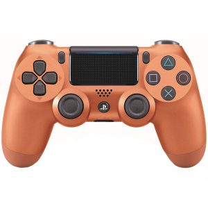 دسته بی سیم SONY PlayStation 4 DualShock 4 High Copy مسی