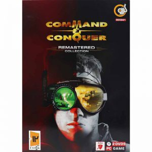 Command And Conquer PC 2DVD9 گردو