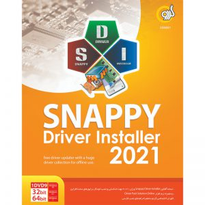 Snappy Driver Installer 2021 1DVD9 گردو