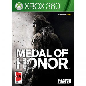 Medal Of Honor XBOX 360 HRB