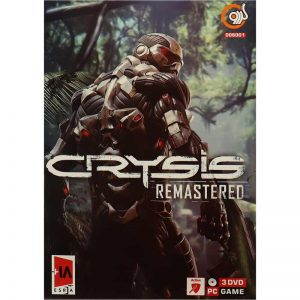 Crysis Remastered PC 3DVD گردو