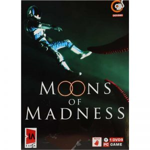 Moons OF Madness PC 1DVD9 گردو