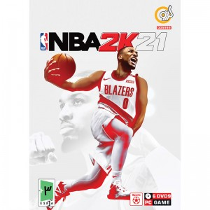 NBA 2K21 PC 6DVD9 گردو