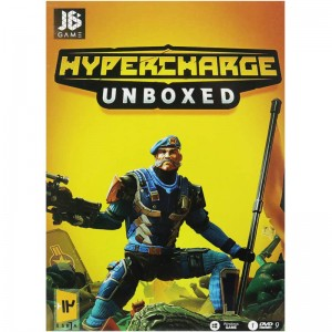 Hypercharge Unboxed PC 1DVD9 JB-TEAM
