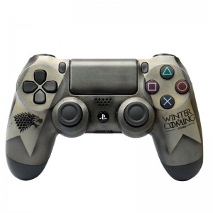 دسته بی سیم SONY PlayStation 4 DualShock 4 High Copy طرح G.O.T طوسی کد 2
