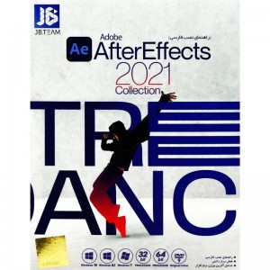 Adobe AfterEffects 2021 Collection 1DVD9 JB.Team