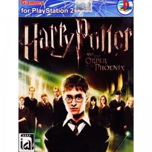 Harry Potter And The Order Of The Phoenix PS2 لوح زرین